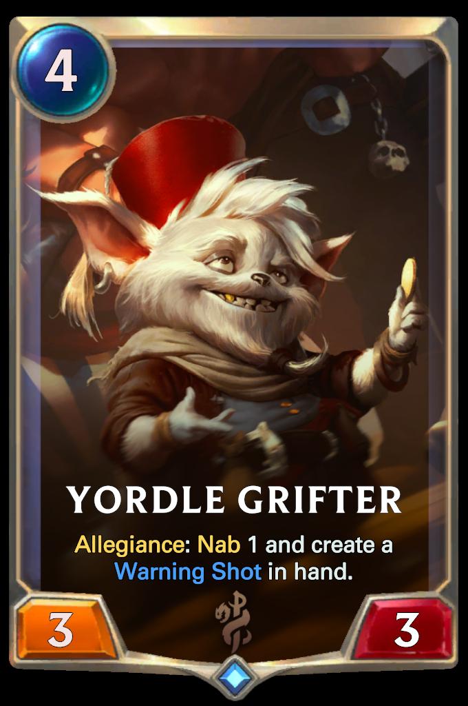 Yordle Grifter