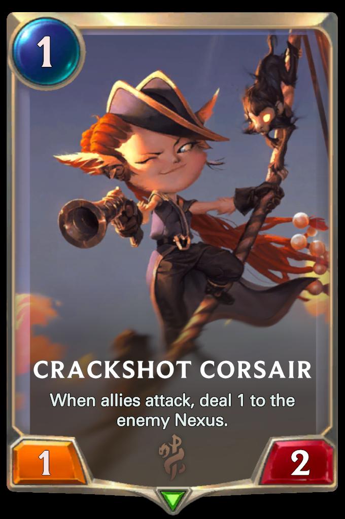 Crackshot Corsair