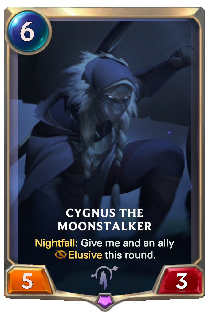 Cygnus the Moonstalker