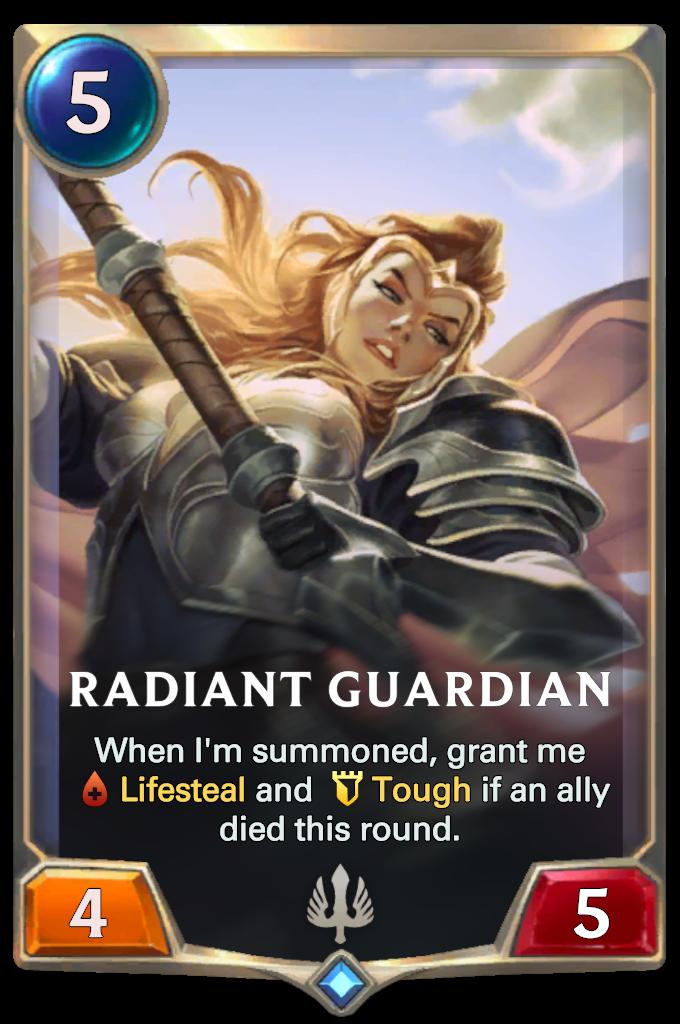 Guardiana Radiante