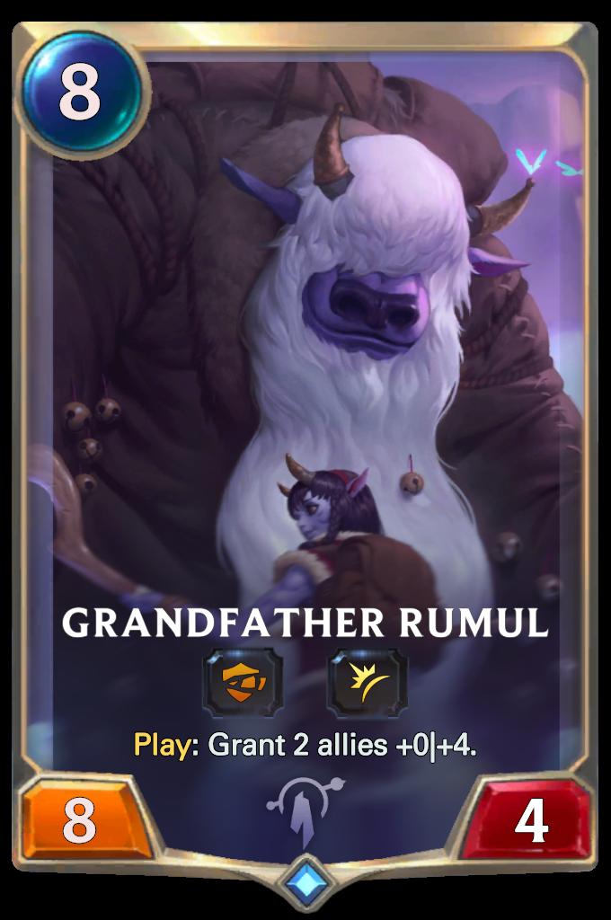 Abuelo Rumul
