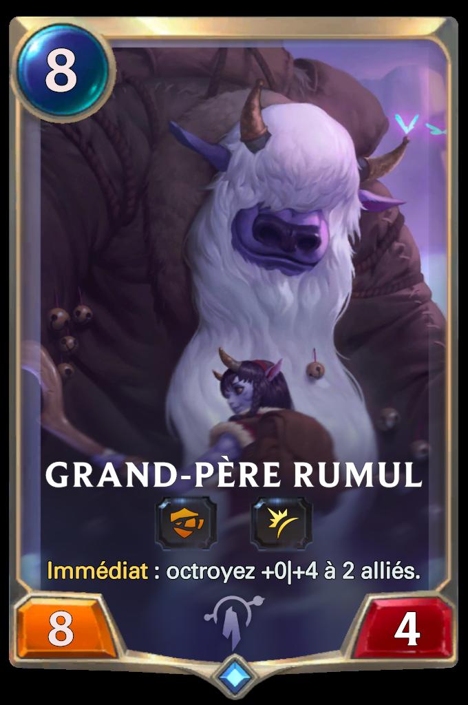 Grand-père Rumul