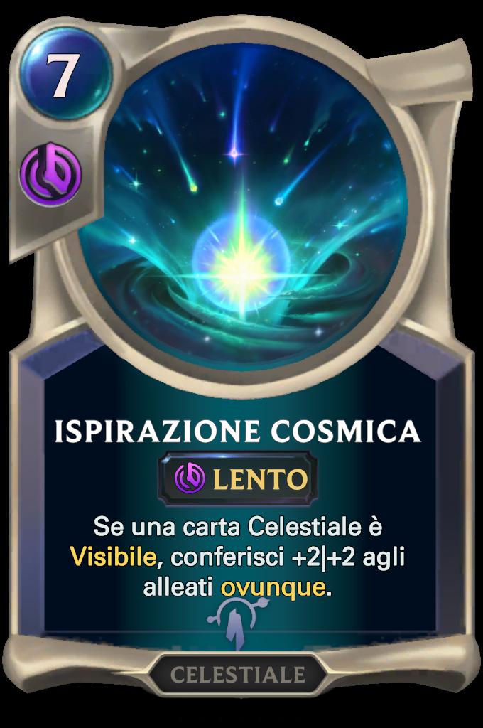 Ispirazione Cosmica