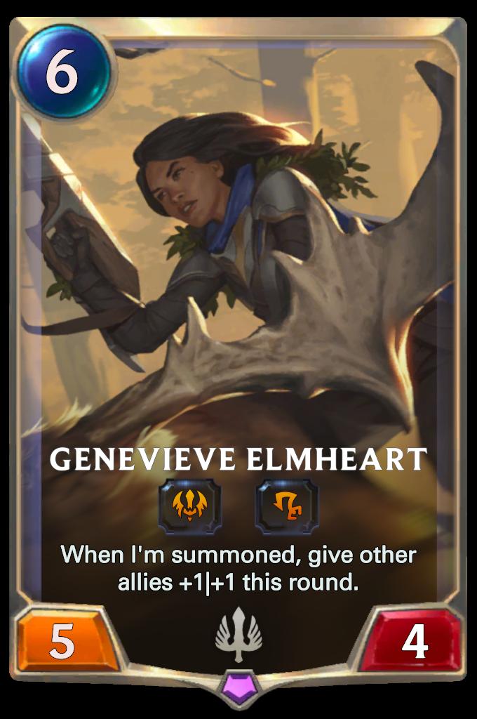 Geneviève Elmheart