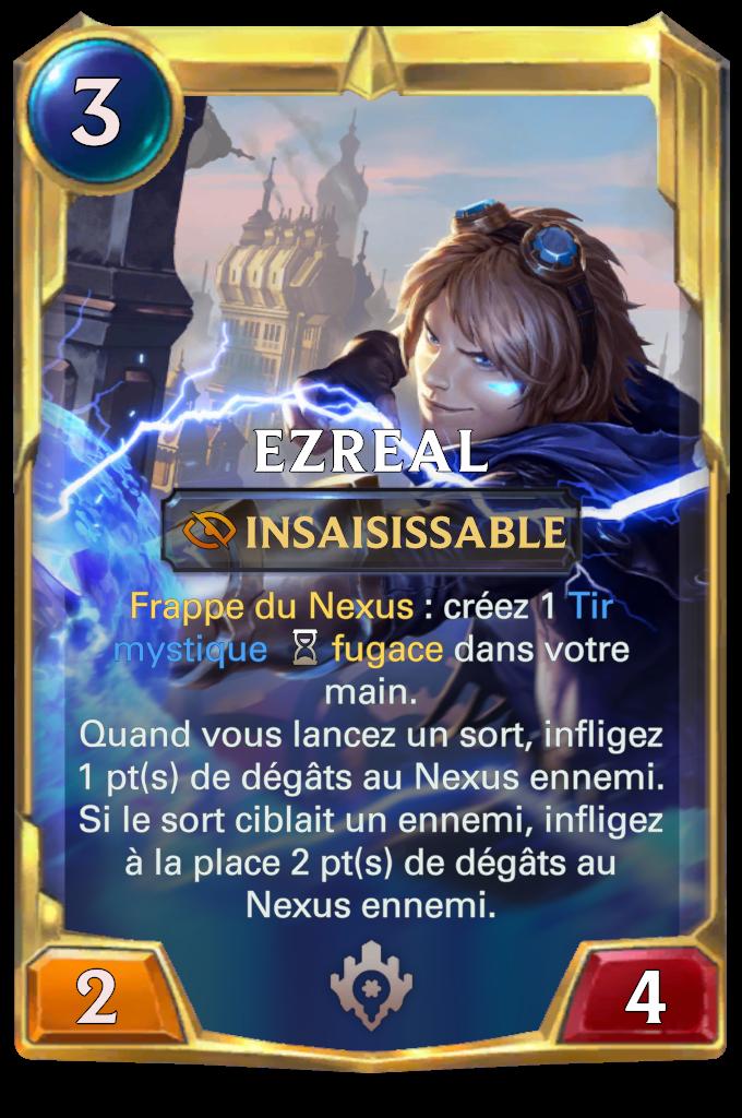 Ezreal (Niveau 2)