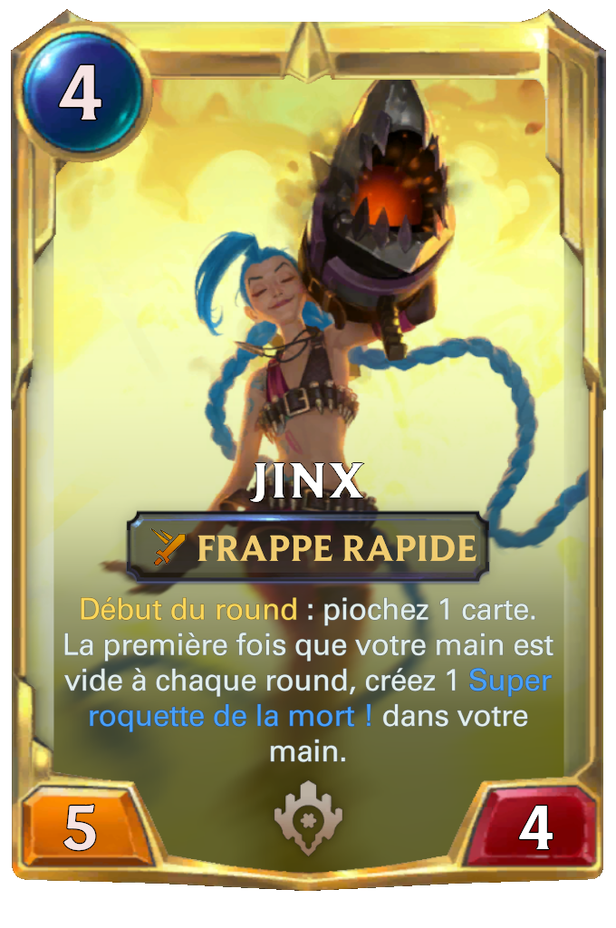 Jinx (niveau 2)