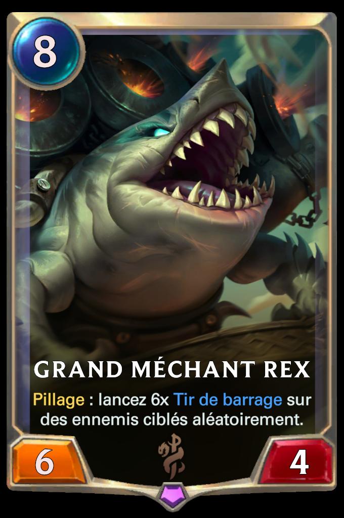 Grand méchant Rex