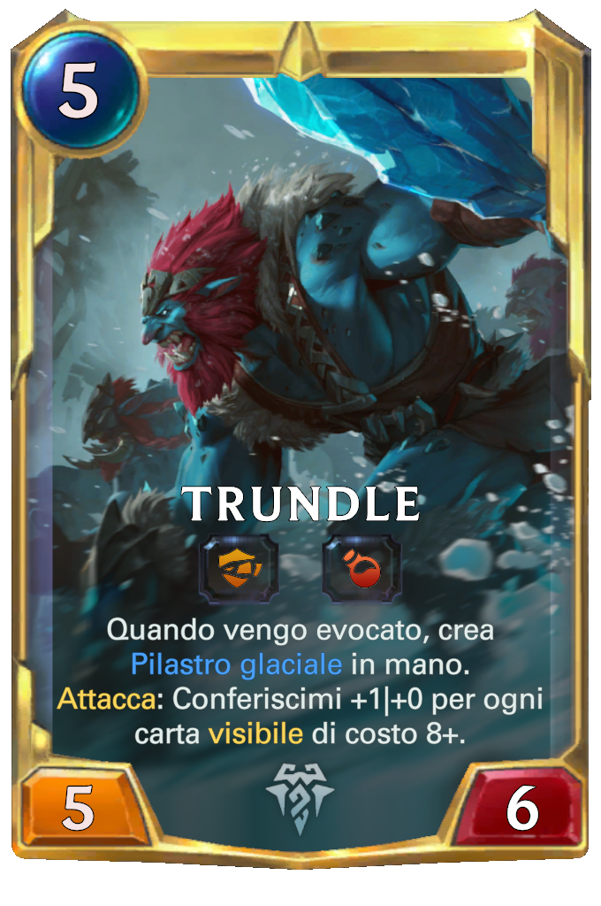 Trundle (livello 2)