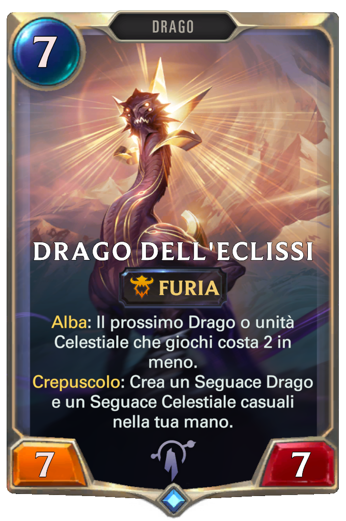 Drago dell'eclissi
