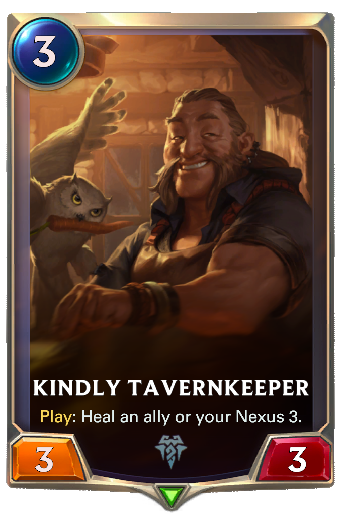 Kindly Tavernkeeper
