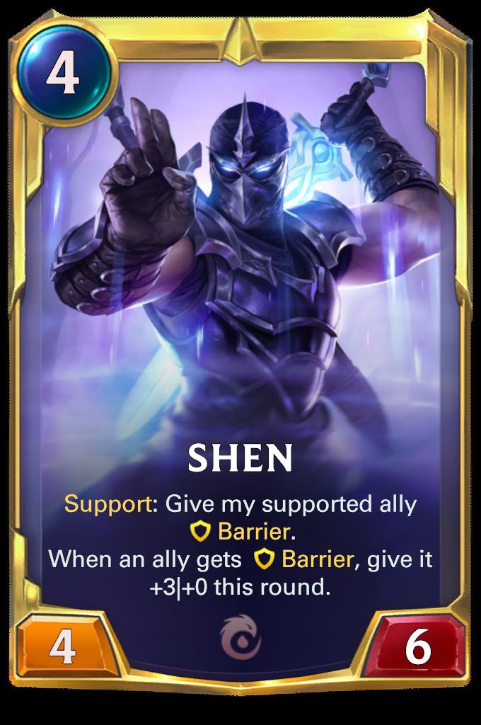 Shen (level 2)