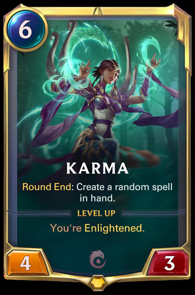 Karma (level 1)