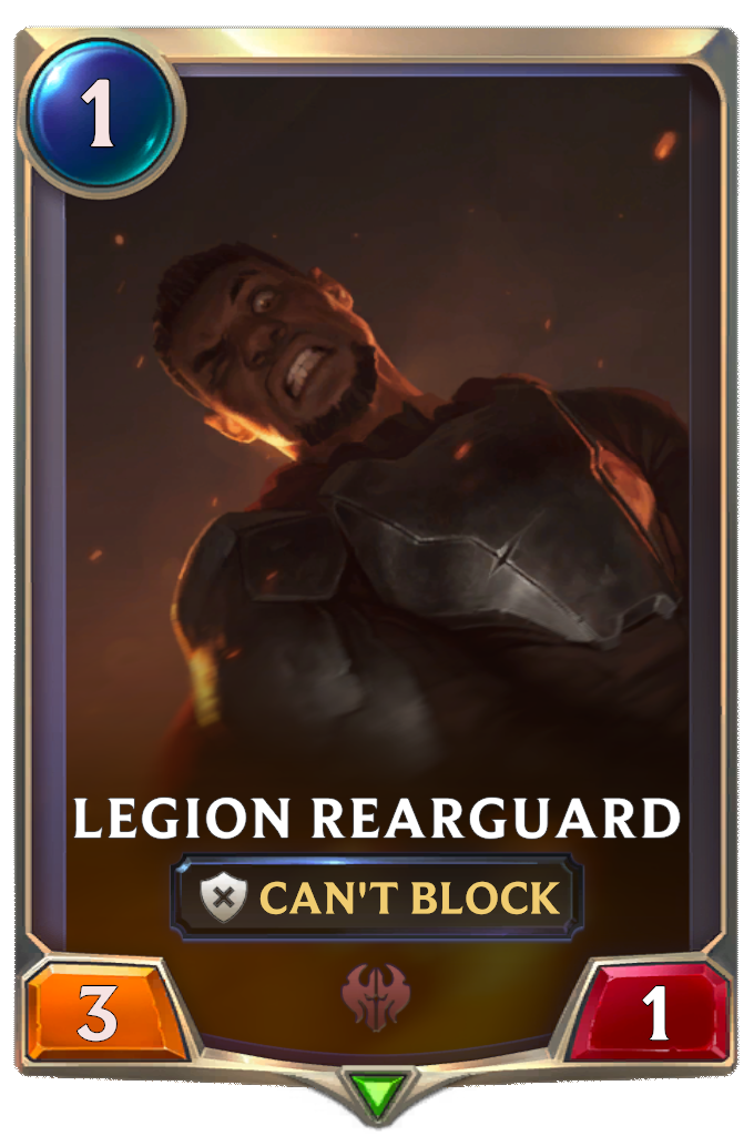 Legion Rearguard