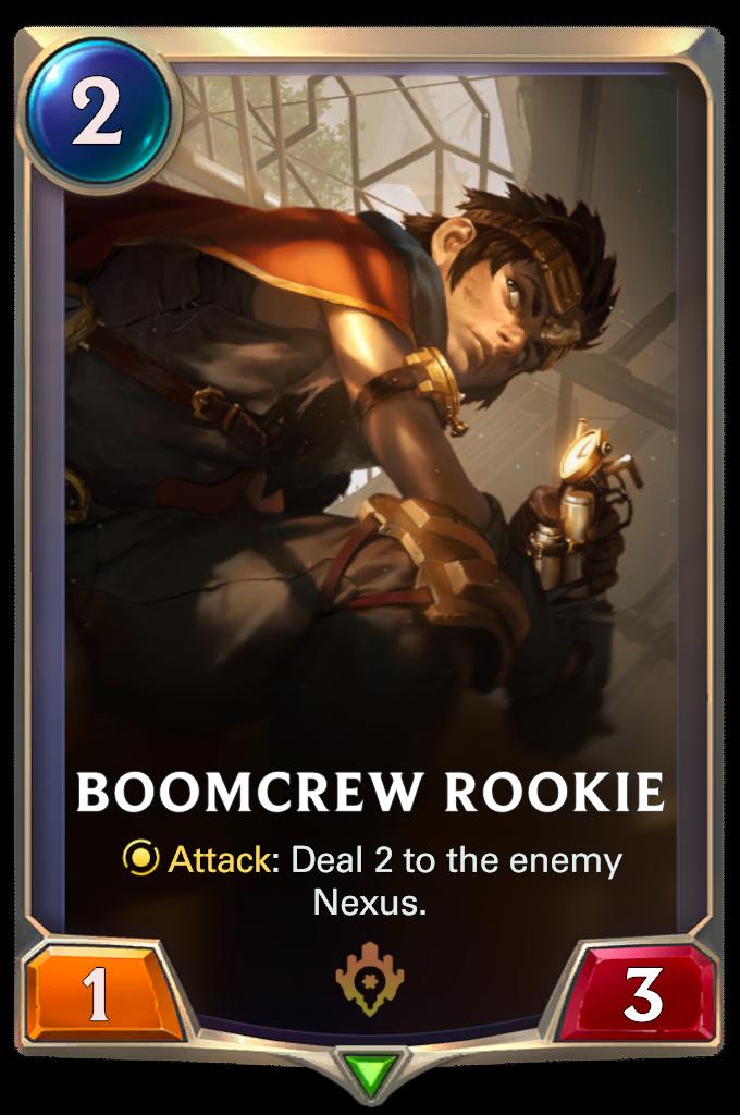 Boomcrew Rookie