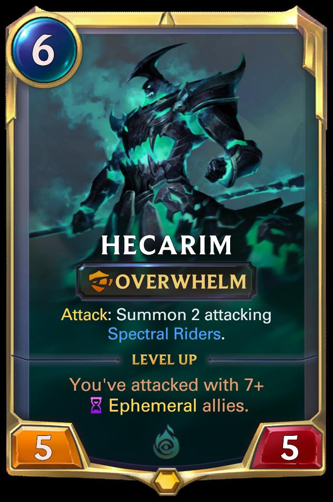 Hecarim (level 1)
