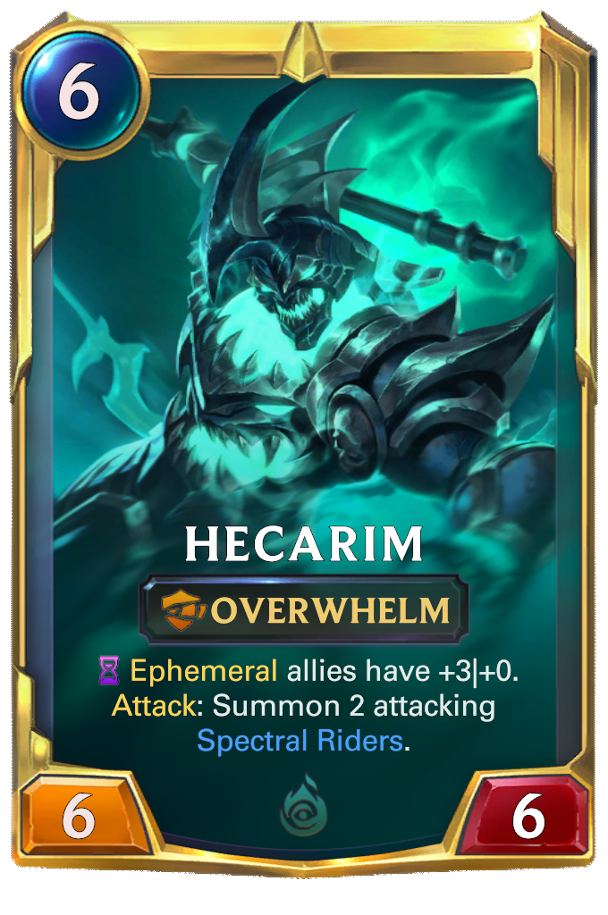 Hecarim (level 2)