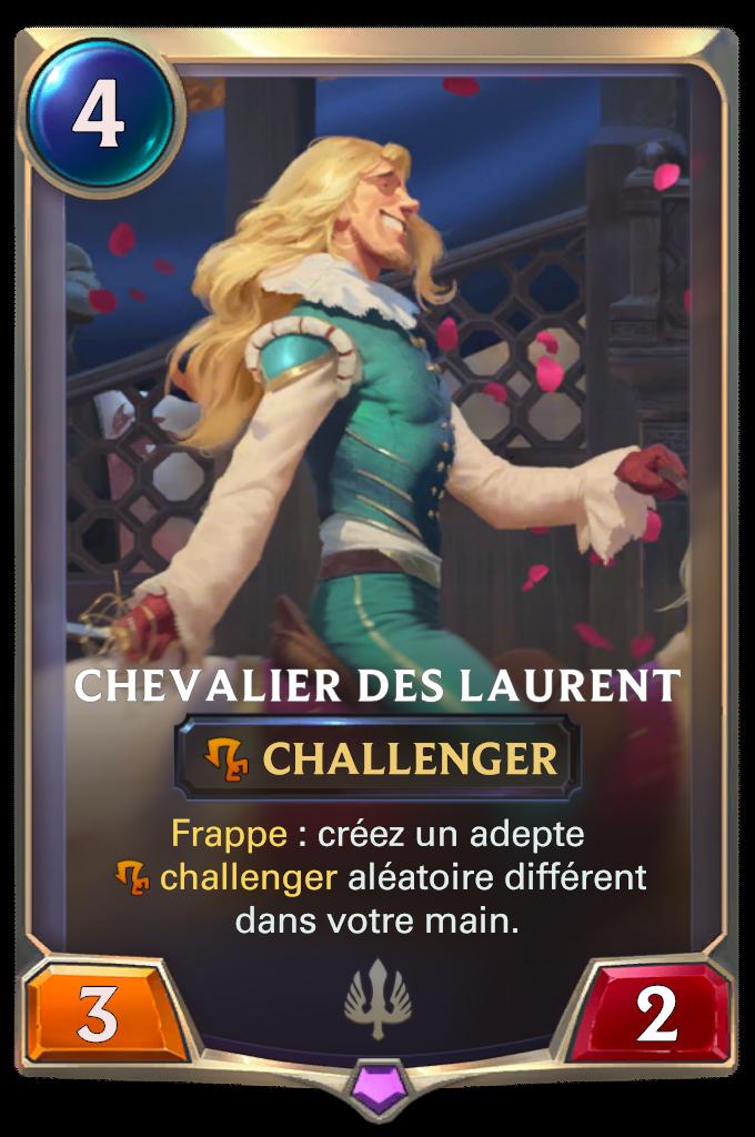 Chevalier des Laurent