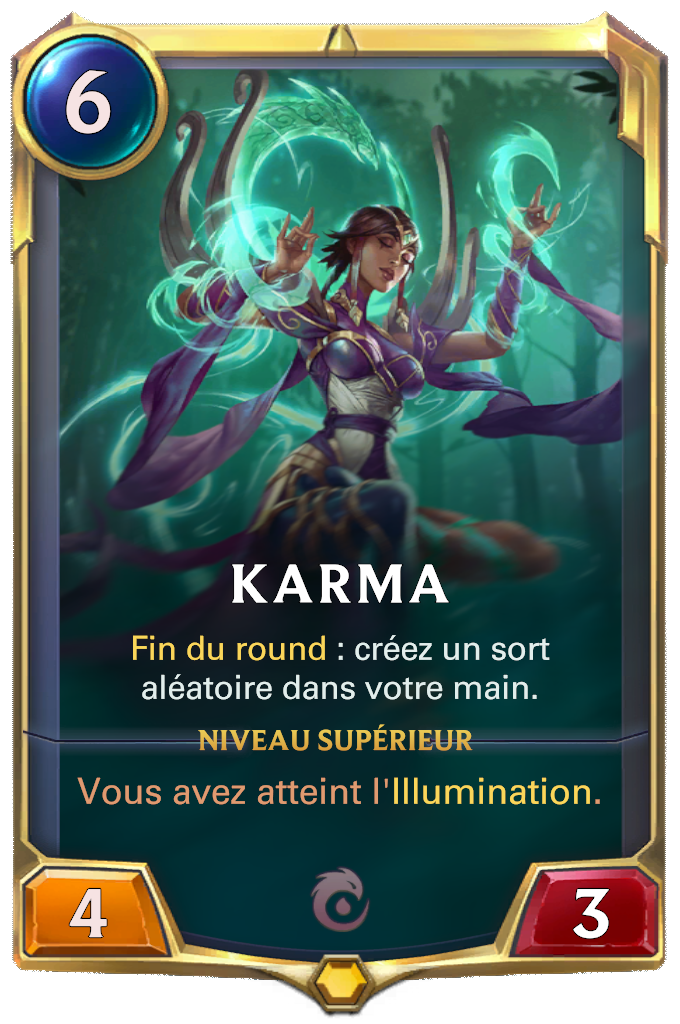 Karma (niveau 1)
