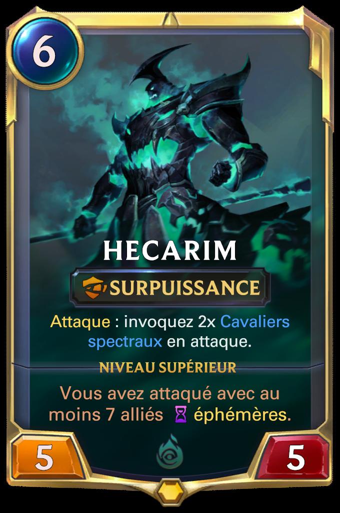 Hecarim (niveau 1)