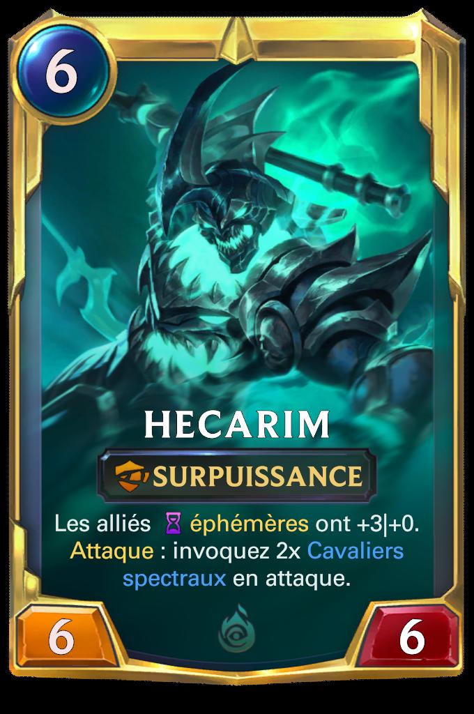 Hecarim (niveau 2)