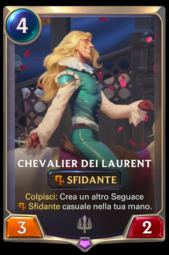 Chevalier dei Laurent