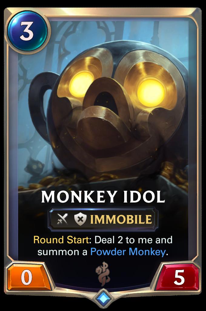 Monkey Idol