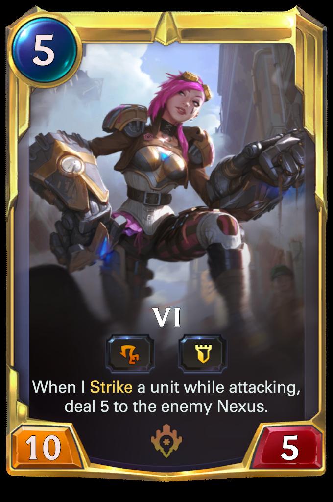 Vi (level 2)
