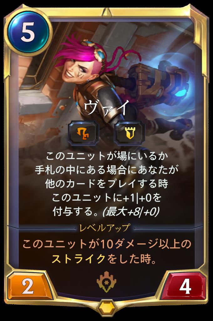ヴァイ(レベル1)