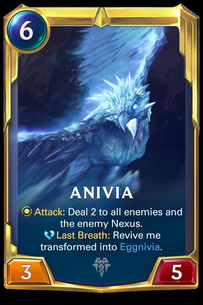 Anivia (level 2)