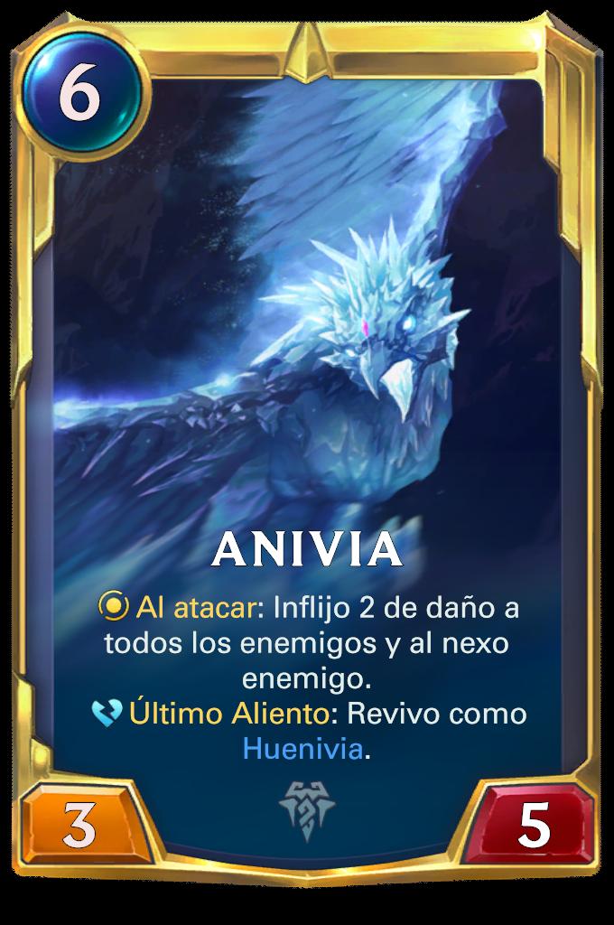 Anivia (Nivel 2)