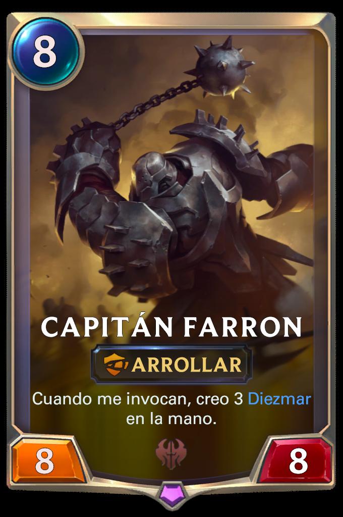 Capitán Farron