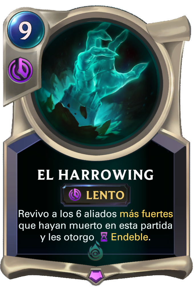El Harrowing