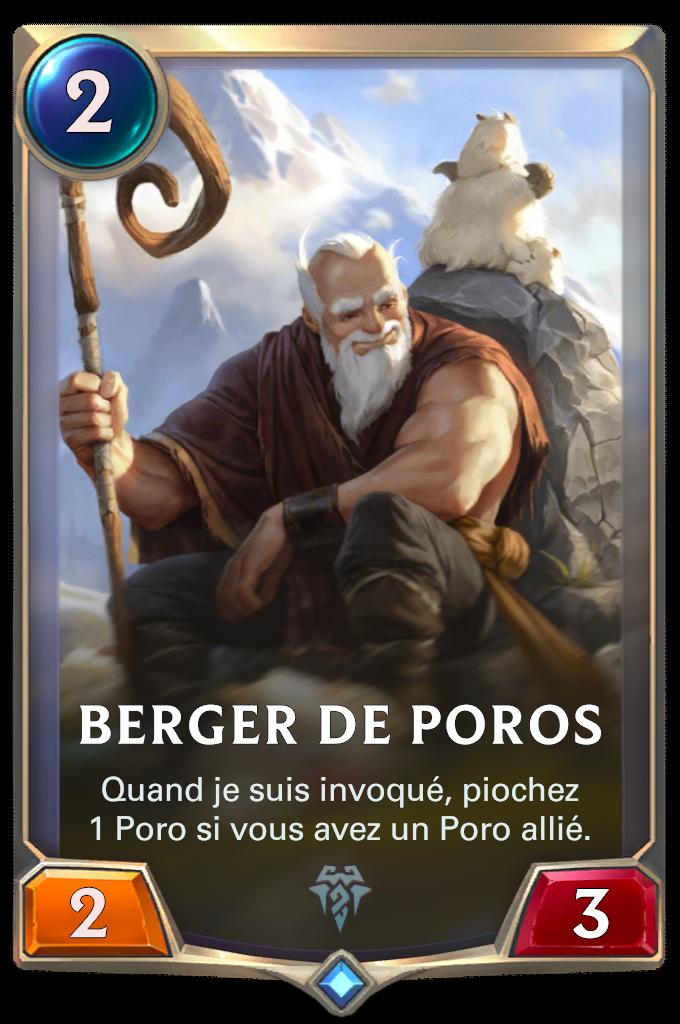 Berger de Poros