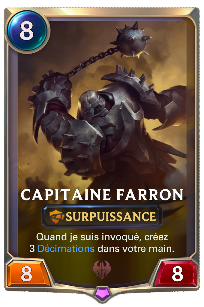 Capitaine Farron