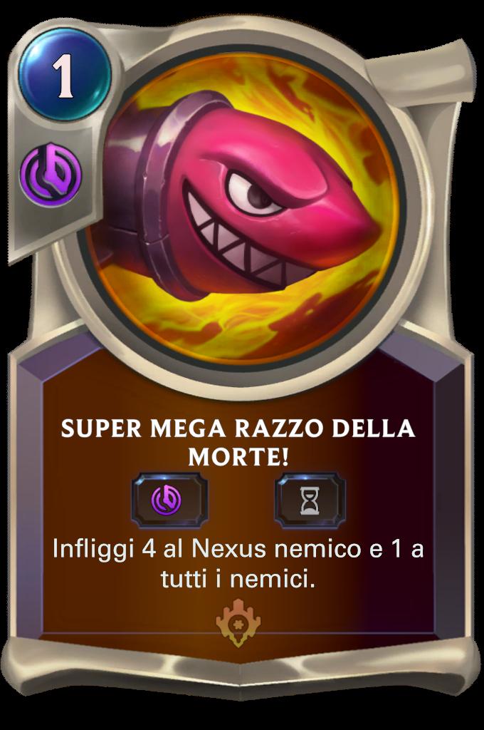 Legends of Runeterra patch Super mega razzo della morte!