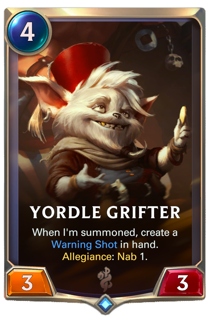 Yordle Grifter