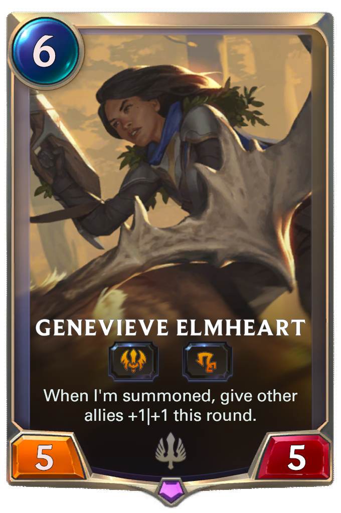 Genevieve Elmheart