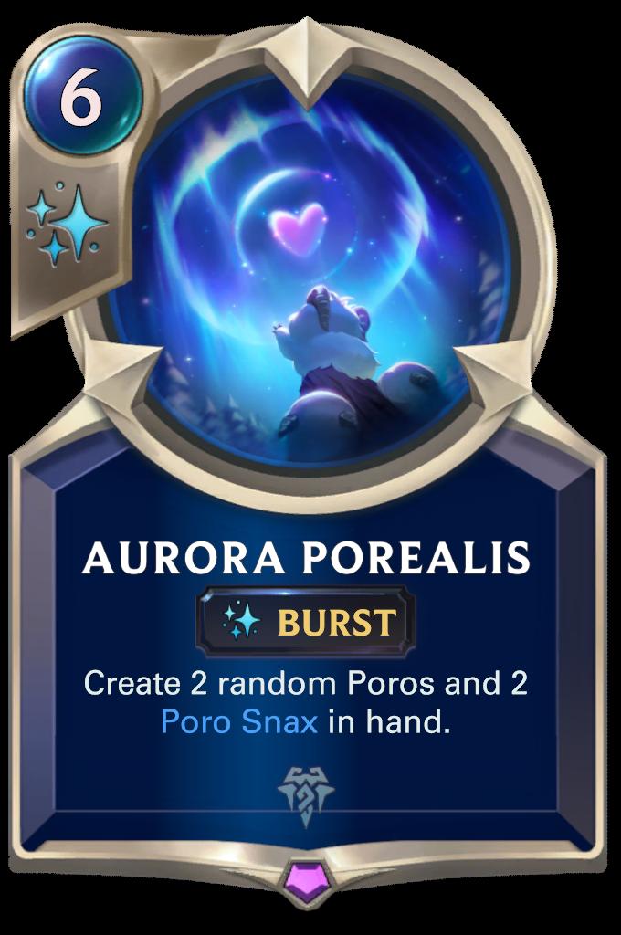 Aurora Porealis