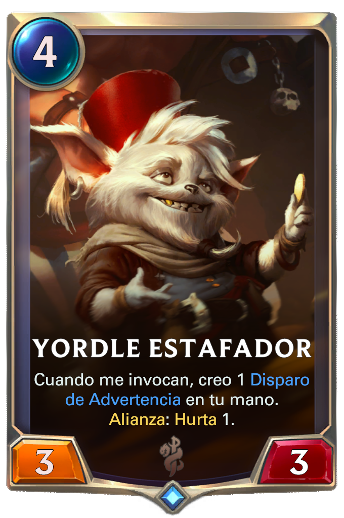 Yordle Estafador