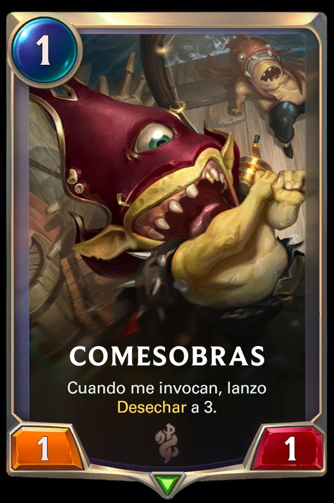 Comesobras