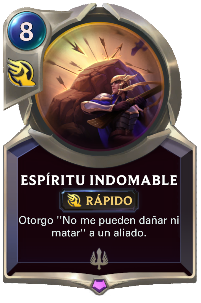 Espíritu Indomable
