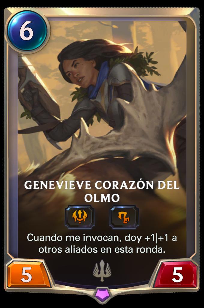 Genevieve Corazón del Olmo
