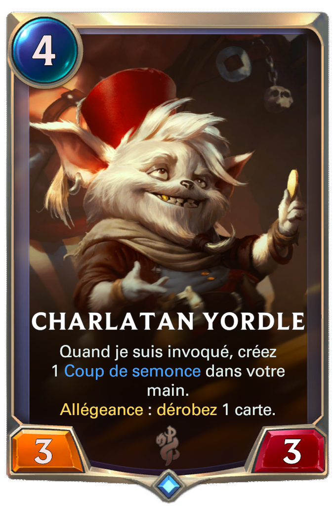 Charlatan yordle