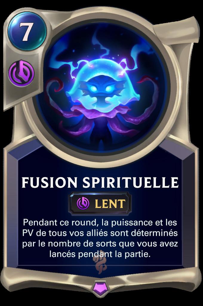 Fusion spirituelle