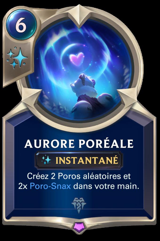 Aurore Poréale