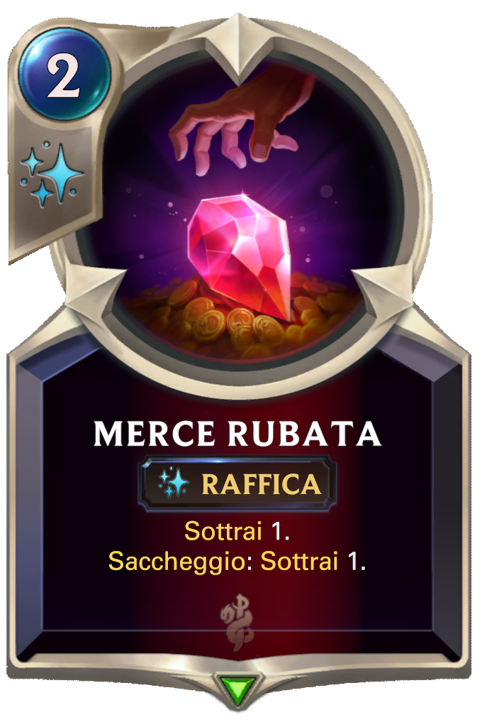 Merce rubata