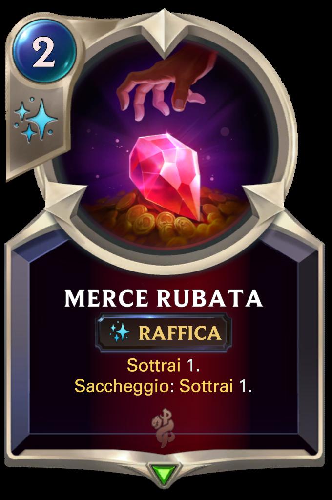 Legends of Runeterra patch Merce rubata