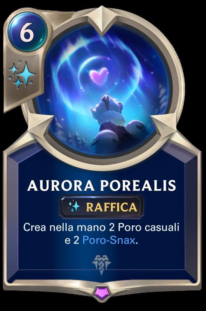Legends of Runeterra patch Aurora Porealis