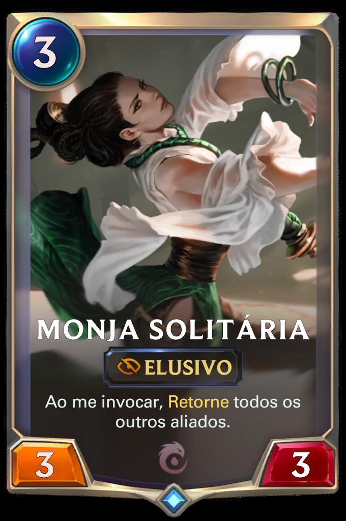 Monja Solitária