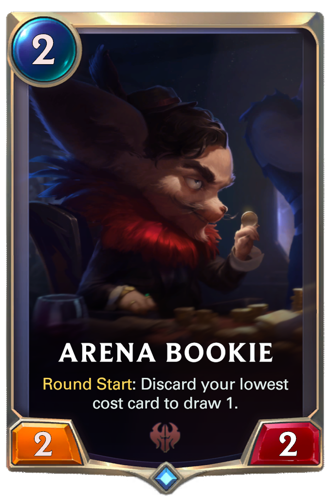 Arena Bookie
